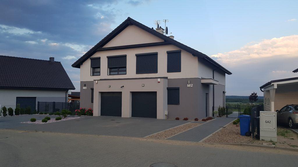 Domy bliźniacze i szeregowe od 118m2 w Siadle Dolnym na os. Wichrowe Wzgórza